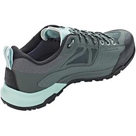 Salomon W's Alp SPRY GTX Shoes Balsam Green/Urban Chic/Canal Blue